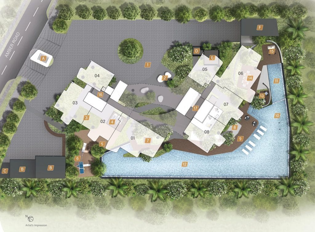coastline-residence-site-map-1st-storey-plan